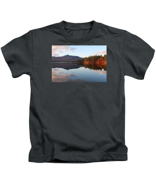 Chocorua Lake  Nh Kids T-Shirt