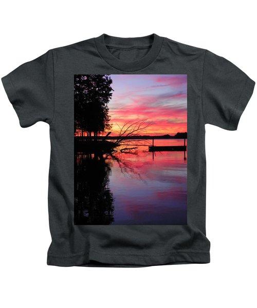 Sunset 9 Kids T-Shirt