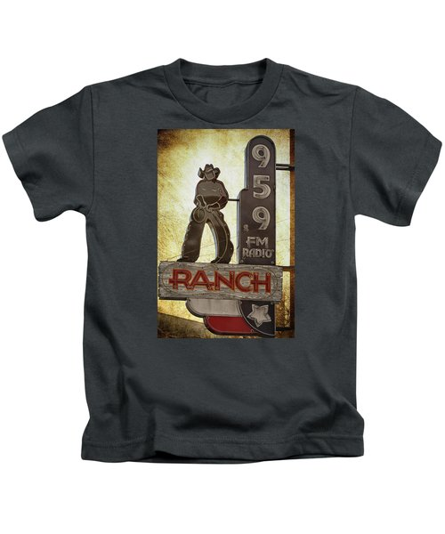 95.9 The Ranch Kids T-Shirt