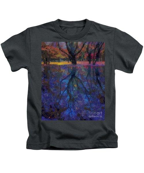 A Beautiful Reflection  Kids T-Shirt