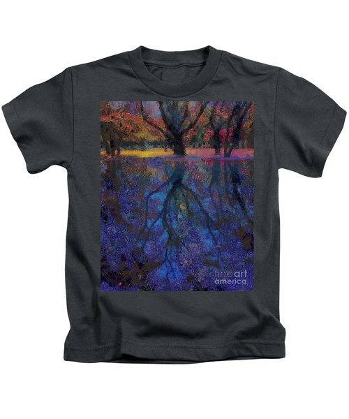 A Beautiful Reflection  Kids T-Shirt