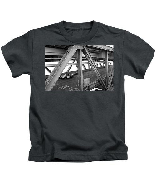A Bridge Too Far Kids T-Shirt