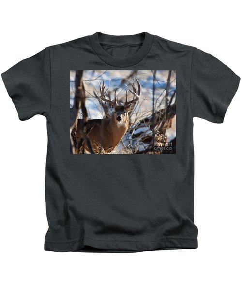 A Buck In The Bush Kids T-Shirt