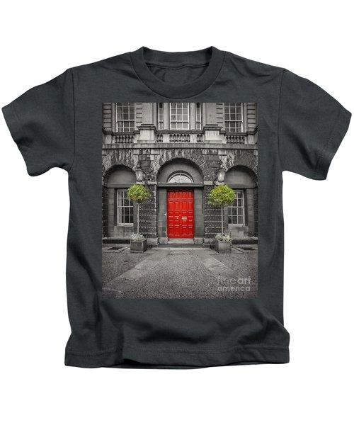 A Heart Needs A Home Kids T-Shirt