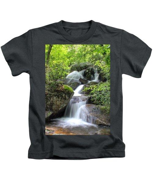 A Walk Along The Jacob Fork Kids T-Shirt