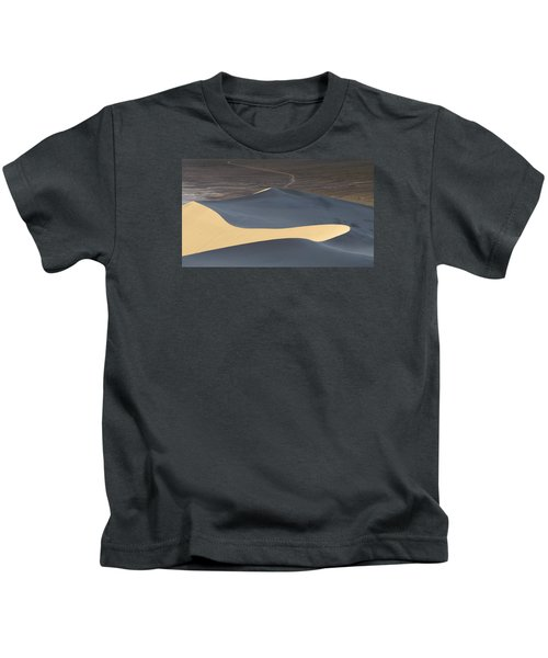 Above The Road Kids T-Shirt by Chad Dutson