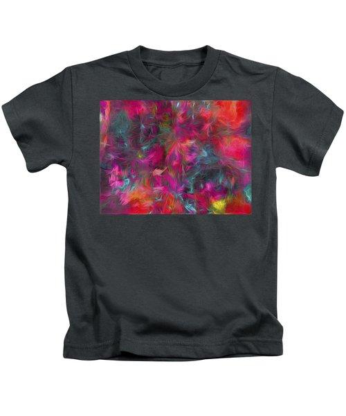 Abstract Artwork 06 Kids T-Shirt