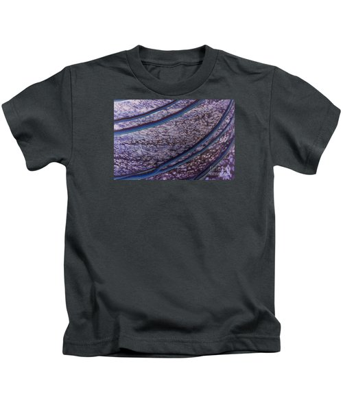 Abstract Lines. Kids T-Shirt