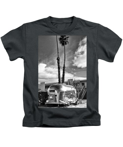 Ace Trailer Palm Springs Kids T-Shirt