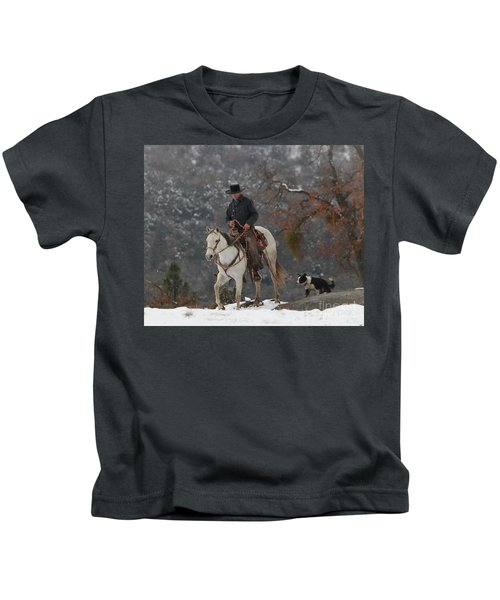 Ahwahnee Cowboy Kids T-Shirt