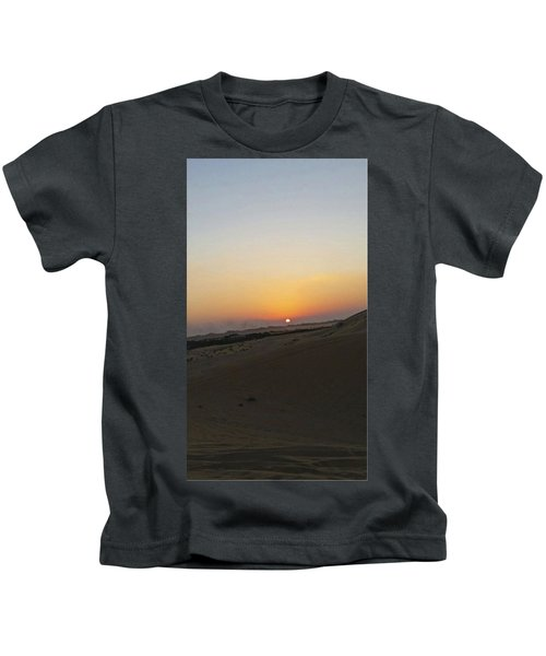 Al Ain Desert 20 Kids T-Shirt