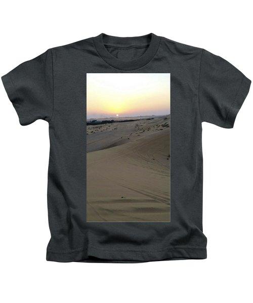 Al Ain Desert 8 Kids T-Shirt