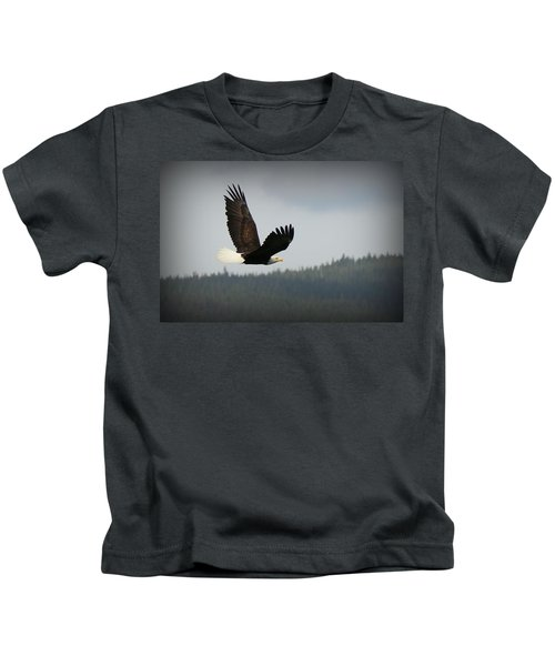 Alaskan Flight Kids T-Shirt