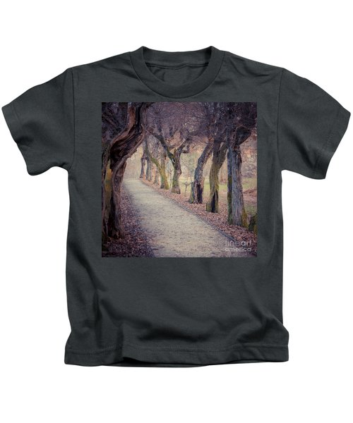 Alley - Square Kids T-Shirt