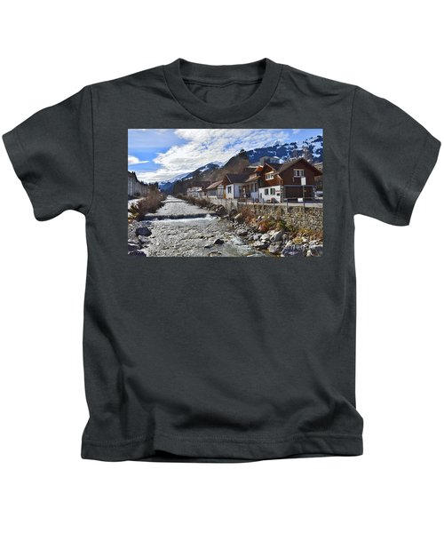Alps Vicinity Kids T-Shirt