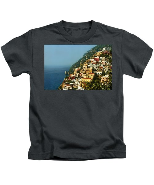 Positano Impression Kids T-Shirt