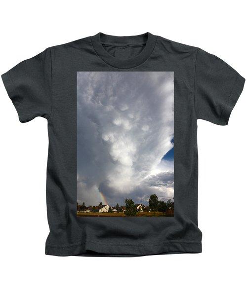 Amazing Storm Clouds Kids T-Shirt