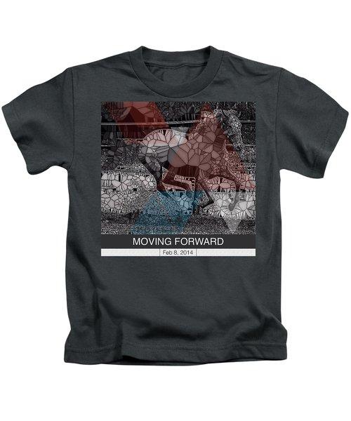 An Artistic Andy Kids T-Shirt