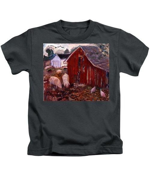 An017 Kids T-Shirt