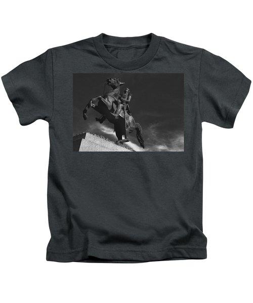 Andrew Jackson   Kids T-Shirt