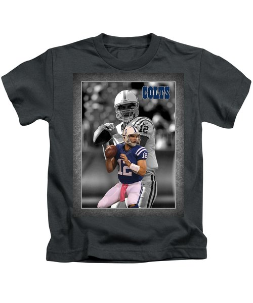 Andrew Luck Colts Kids T-Shirt