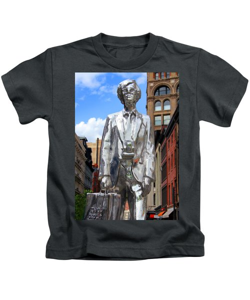 Andy Warhol Kids T-Shirt
