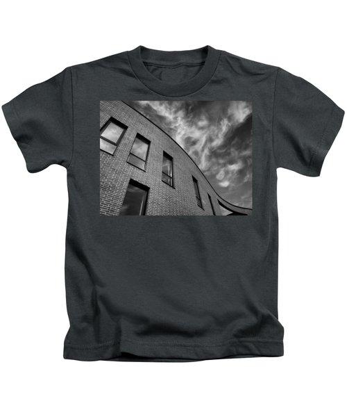 April Clouds Kids T-Shirt