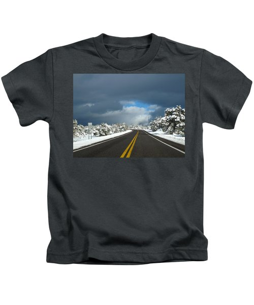 Arizona Snow 1 Kids T-Shirt