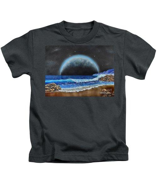 Astronomical Ocean Kids T-Shirt