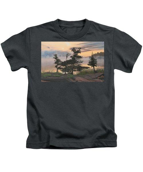 Auburn Evening Kids T-Shirt