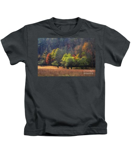 Autumn Field Kids T-Shirt