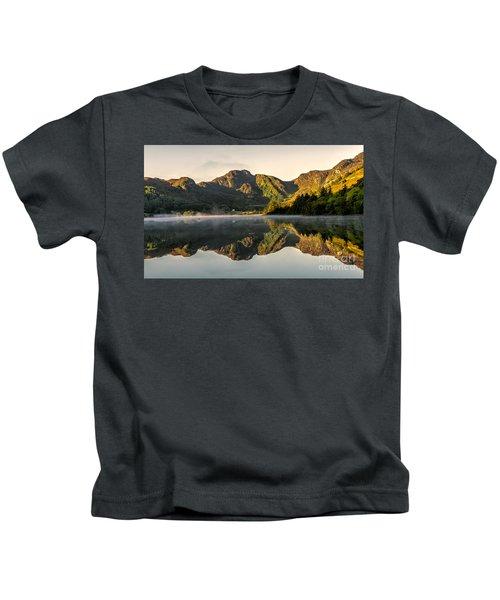 Autumn Mist  Kids T-Shirt