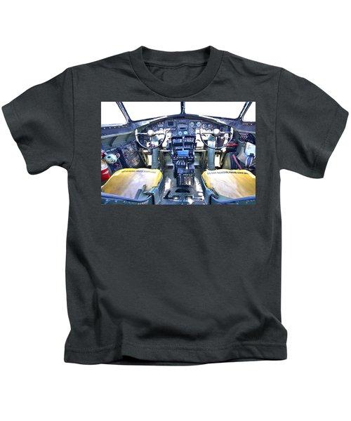 B-17 Front Office Kids T-Shirt