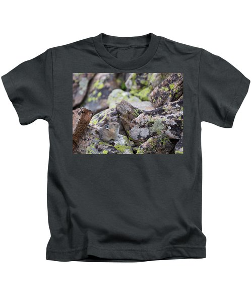 Baby Pika Kids T-Shirt