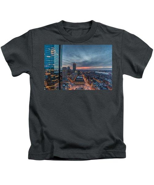 Back Bay Kids T-Shirt