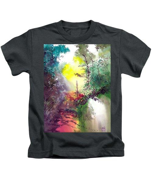 Back To Jungle Kids T-Shirt