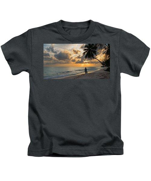 Bajan Fisherman Kids T-Shirt