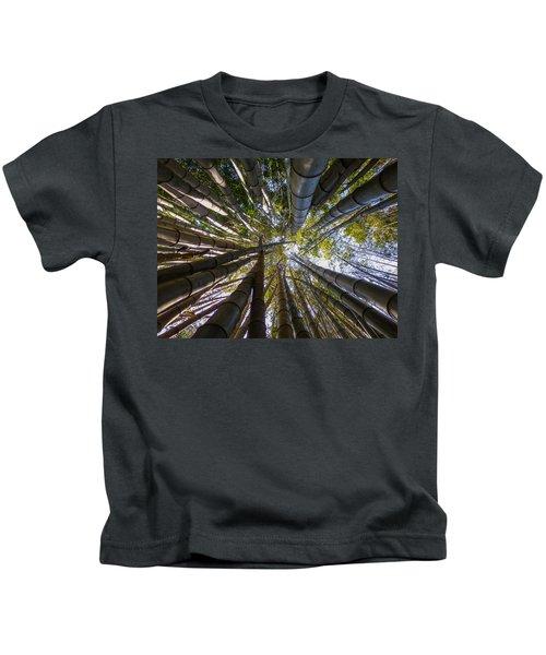 Bamboo Jungle Kids T-Shirt