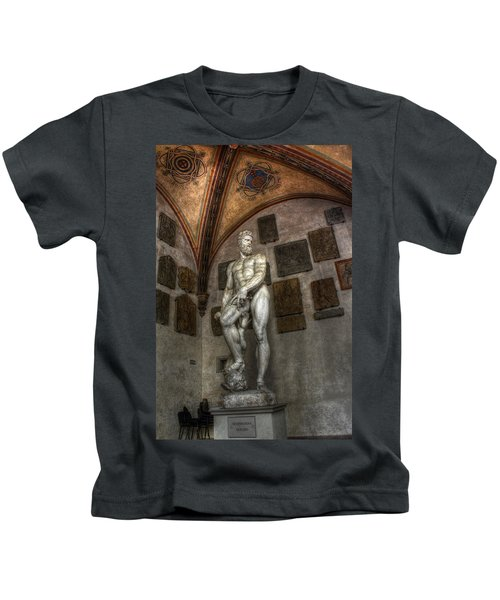 Giambologna's Oceano Kids T-Shirt