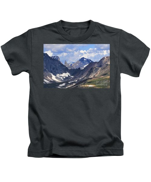 Beartooth Mountain Kids T-Shirt