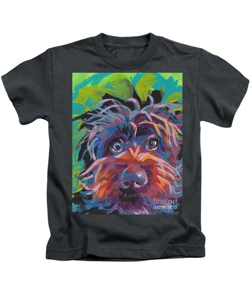 Bedhead Griff Kids T-Shirt by Lea S