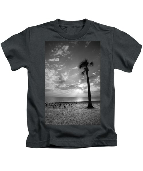 Before Sunset Kids T-Shirt