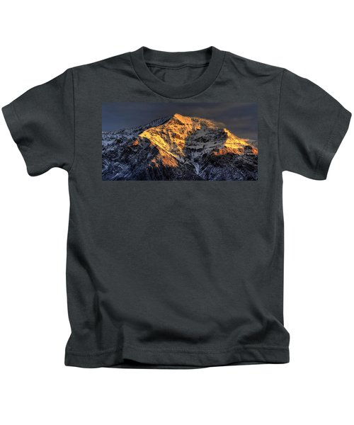 Ben Lomond Sunrise Kids T-Shirt