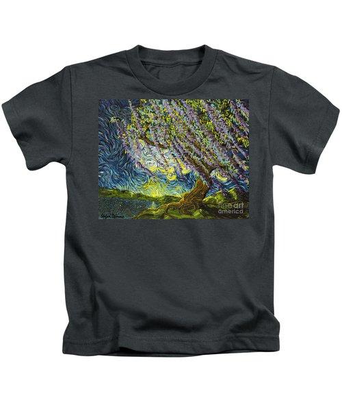 Beneath The Willow Kids T-Shirt