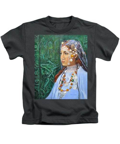 Berber Woman Kids T-Shirt