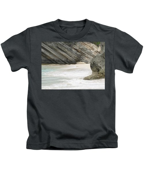 Bermuda Beach Kids T-Shirt