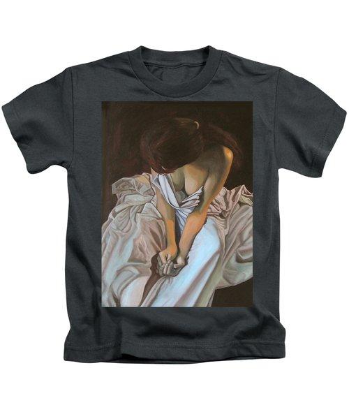 Between The Sheets Kids T-Shirt