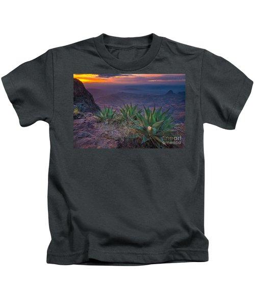 Big Bend Twilight Kids T-Shirt