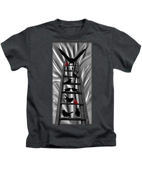 Blackbird Ladder Kids T-Shirt