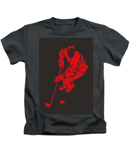 Blackhawks Shadow Player3 Kids T-Shirt